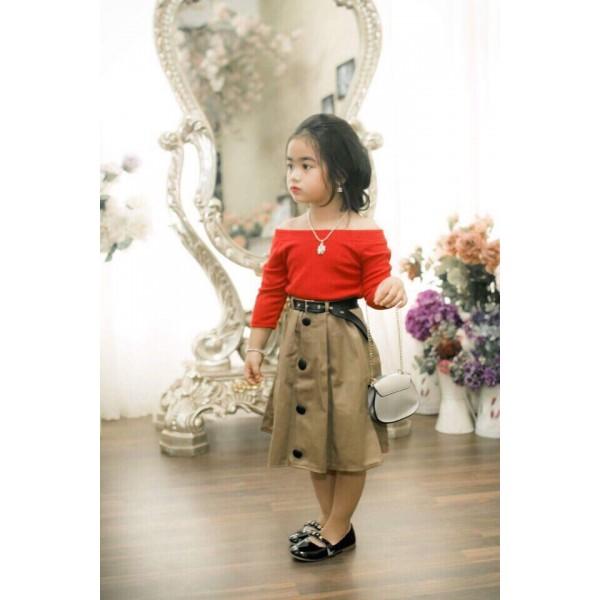 đồ bộ bé gái