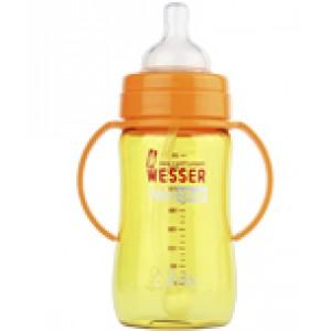 Bình sữa WESSER ống hút 260ml