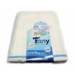 Khăn tắm vải mùn cao cấp Fany ( 2 cái )