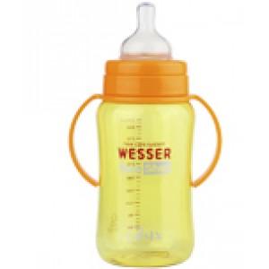 Bình sữa WESSER cổ rộng 320ml